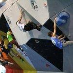 Copa del Mundo de Escalada en Boulder IFSC 2011 Barcelona - Foto Villan Alayón