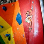 Anna Stöhr Campeona Mundo Escadala Boulder IFSC 2011 Arco - Foto Nicolas Altmaier