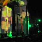 Apertura del Campeonato del Mundo de Escadala IFSC 2011 Arco - Foto Giulio Malfer
