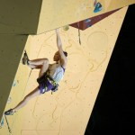 Jain Kim Campeonato del Mundo de Escadala en Dificultad IFSC 2011 Arco - Foto Darío Rodriguez