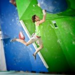 Jule Wurm Campeonato del Mundo de Escadala en Boulder IFSC 2011 Arco - Foto Nicolas Altmaier