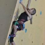 Sasha DiGiulian Campeonato del Mundo de Escalada en Dificultad IFSC 2011 Arco - Foto Darío Rodriguez