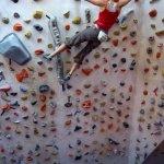 Marieta Cartró Abierto de Boulder Copa Catalana Plafon de Piri – Foto Villan Alayón