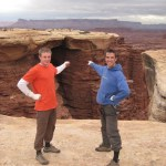 Pete Whittaker y Tom Randall admiran Century Crack