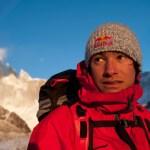 David Lama atleta Red Bull en Cerro Torre - Foto Corey Rich