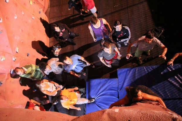 1ra prueba de boulder Club Muntanyenc Sant Cugat - Fotos Lliga de Bloc Interclubs