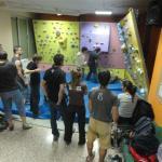 4ta prueba de boulder Club Muntanyenc Hospitalet - Fotos Lliga de Bloc Interclubs