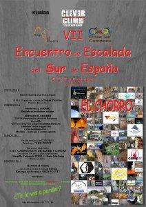 7mo Encuentro de Escalada del Sur de España en El Chorro