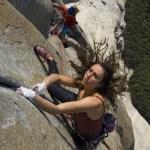 Steph Davis en el largo Enduro - Foto Jimmy Chin