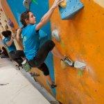 Ma Fernanda Gonzales 1er Abierto de Boulder Onix en Mexico