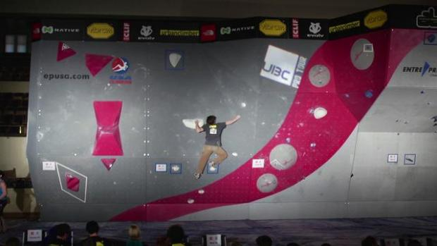 ABS National Competition 2012. Foto Climbing Narc