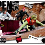 Shirleys Noriega en el 8vo Open Bloc Els Bous de la Salle