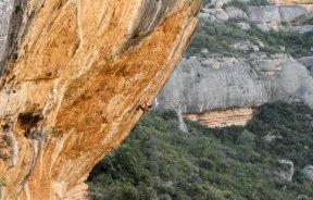 Video de Pablo Barbero escalando Era Vella 9a en Margalef