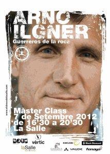 """Master Class """"Guerreros de la Roca"""" por Arno Ilgner"""