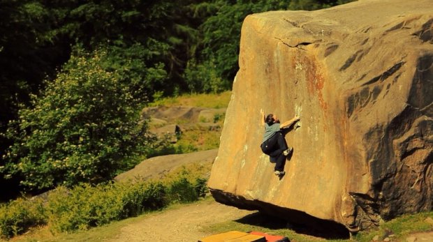 Video de escalada en boulder serie Climber's Journal