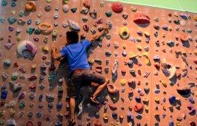 Video de entrenamientos del escalador Sean McColl