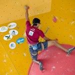 Reinaldo Camacho Open Rock Máster de Arco 2012