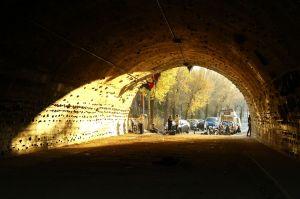 Tunel de escalada La Foixarda en Barcelona