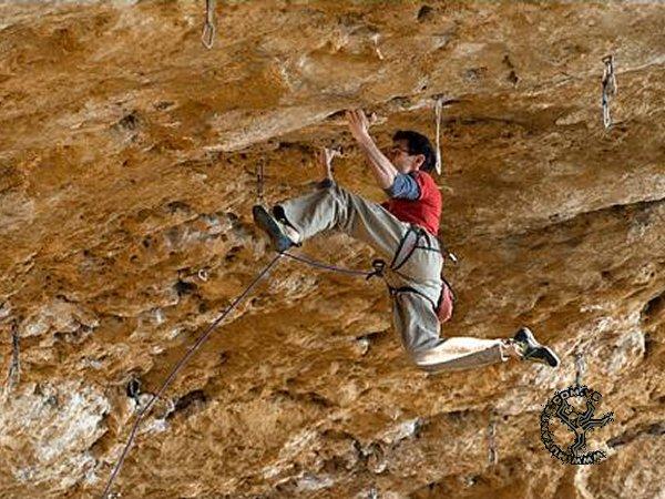 Video de escalada deportiva Gianluca Daniele en Grandi Gesti 9a