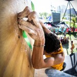 6to The North Face Master bouldering en Chile