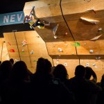 Alex Johnson 6to The North Face Master bouldering en Chile