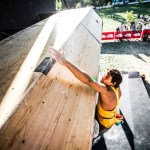 Lucas Gaona 6to The North Face Master bouldering en Chile
