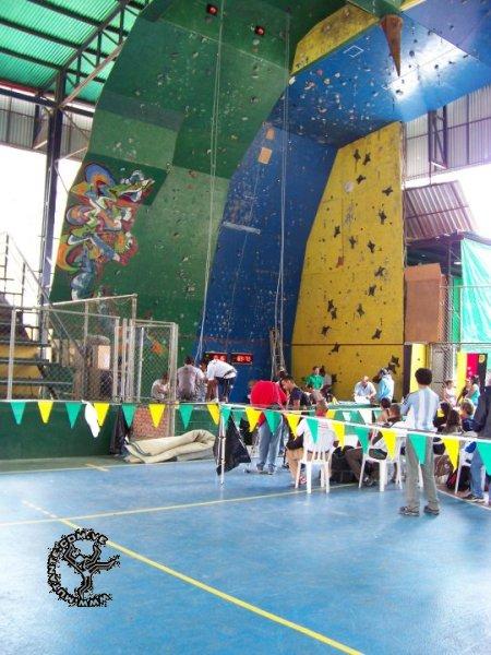 Muro de escalada San Antonio de los Altos Miranda - Escuela ELOS