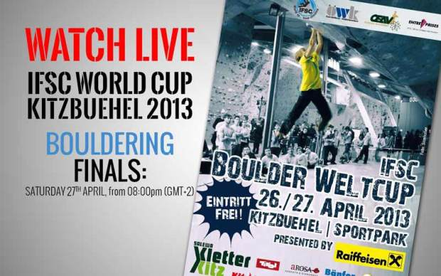 Copa del Mundo de Escalada en Boulder IFSC - Kitzbühel