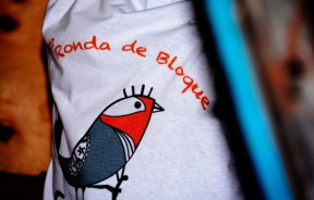 Competencia de escalada 8va Ronda de Bloque Pucón 2013 en Chile