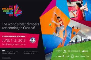 Video competencia resumen 5ta y 6ta Copa del Mundo de Escalada en Boulder IFSC 2013