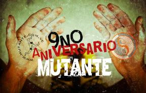 """""""Enseñanos tus callos"""" 9no aniversario de Mutante"""