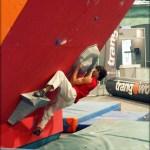 Ignasi Tarrazona - Madrid Skala N'Bloke y 3ra Prueba de la Copa España de Boulder 2013