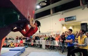Teresa Troya - Madrid Skala N'Bloke III y 3ra Prueba de la Copa España de Boulder 2013