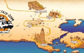 El Petzl RocTrip 2014 será en Europa del Este