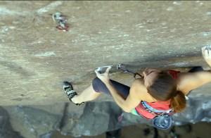 Video de Paige Claassen escalada en Chile; Marmot's Lead Now Tour LT11