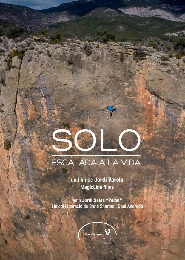 """SOLO Escalada a la Vida, Sobre Jordi Salas """"Pelon"""""""