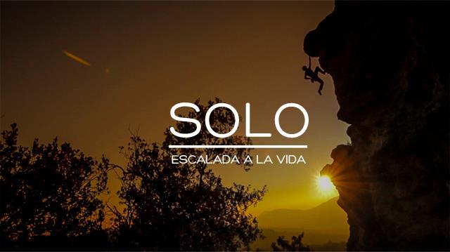 "SOLO Escalada a la Vida, Sobre Jordi Salas ""Pelón"""