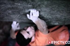 Video escalada Episodio 3; El boulder es un juego difícil, incluso para Ramonet