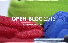 Video del 1er Open Bloc del rocódromo Deu Dist en Barcelona