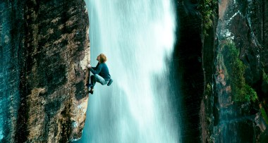 Point Break Luke Bracey escalada en Venezuela