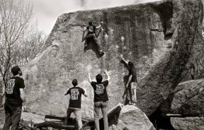 Video escalada Boulder; Charkoblok 2016 en Targasonne