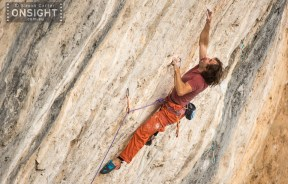 "Video escalada deportiva; Nuevo proyecto de Chris Sharma ""Le Blond"" - Foto Simon Carter"