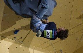 IFSC Climbing Worldcup Chamonix 2008