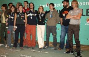 Finaliza la Copa España de Escalada en Dificultad 2008
