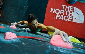 Inicio la 10ma edición del Campeonato The North Face Master de Boulder en Chile