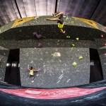 Alex Megos y Valentina Aguado Campeones 10ma TNF Master de Boulder Chile
