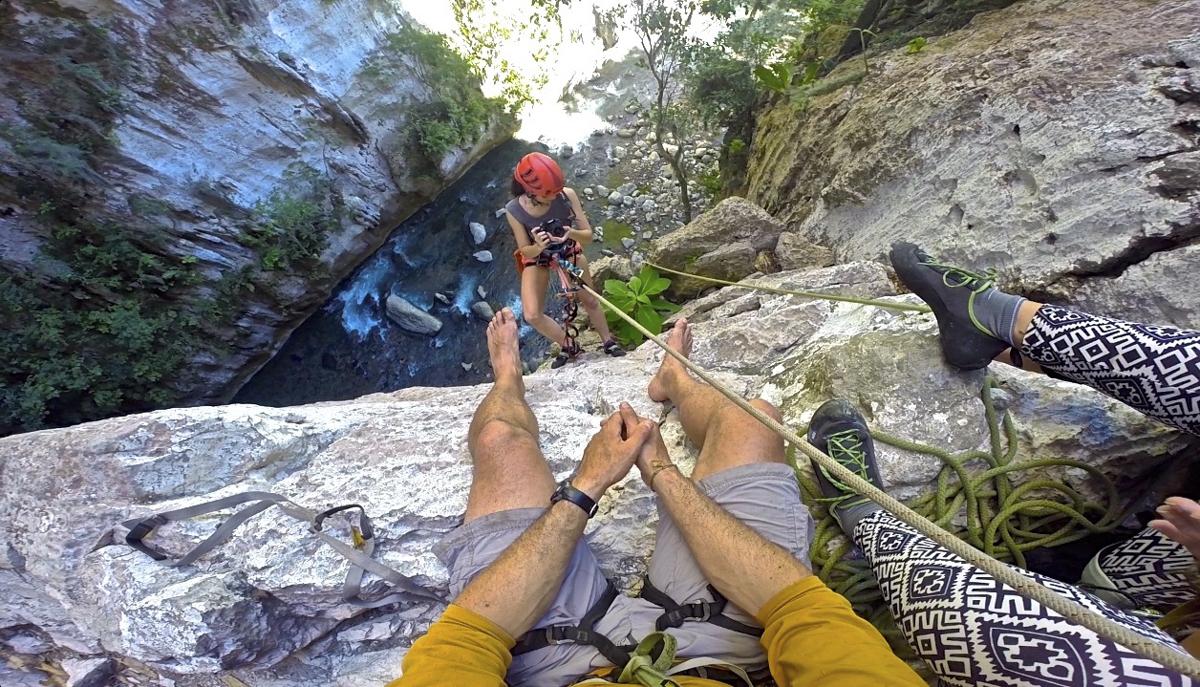 Cuesta Arriba; cortometraje sobre escaladoras venezolanas