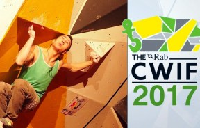 Video open boulder; The Rab CWIF 2017 en el rocódromo The Climbing Works