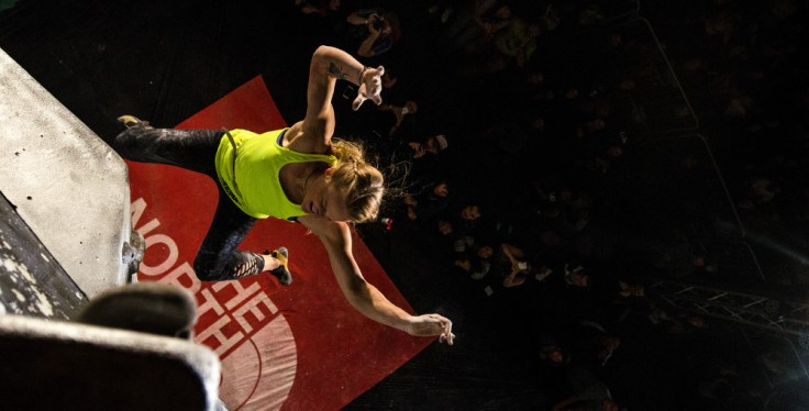 Inicia la gira The North Face Pre Master de Boulder 2018 en Chile
