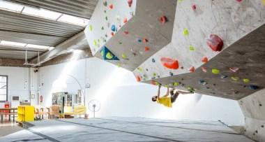 La Bloquera – Sala de escalada en boulder en Olot - Girona